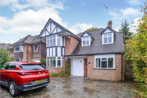Bradbourne Road, Sevenoaks, TN13. 4 bedroom detached house for sale