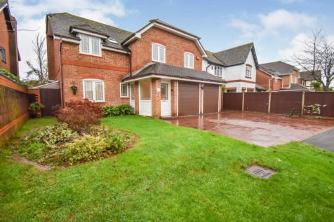 Highcroft Lane, Waterlooville, PO8. 5 bedroom detached house for sale