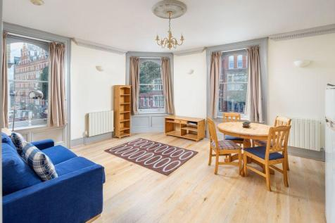 Gray's Inn Road, London WC1X. 1 bedroom flat