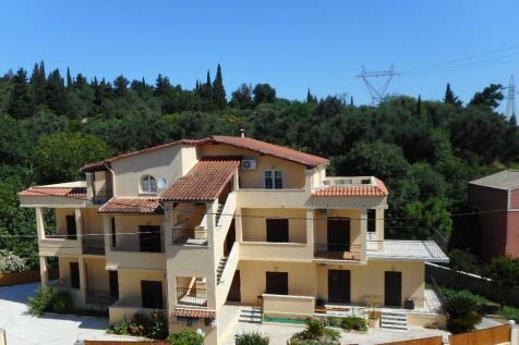 Viros, Corfu, Ionian Islands. 2 bedroom apartment for sale