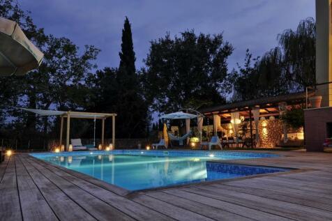 Viros, Corfu, Ionian Islands. 4 bedroom villa for sale