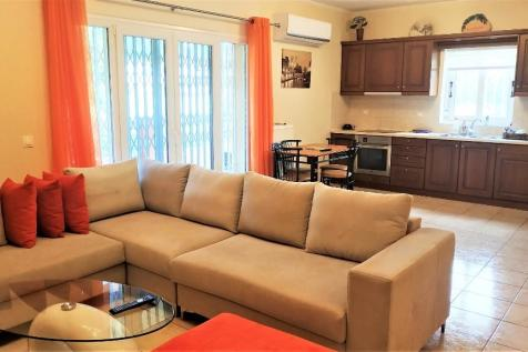 Alepou, Corfu, Ionian Islands. 3 bedroom apartment
