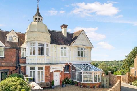 Wybourne Grange, Wybourne Rise, Tunbridge Wells. 6 bedroom character property