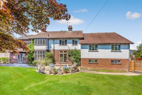 Birling Road, Tunbridge Wells. 6 bedroom detached house