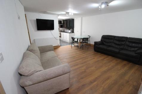 St Pauls Road - Downstairs, PRESTON PR1 6NS. 4 bedroom apartment