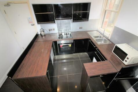 Starkie Street - flat 2, PRESTON PR1 3LU. 1 bedroom apartment