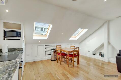 Kelvedon Road, Fulham, SW6. 1 bedroom flat