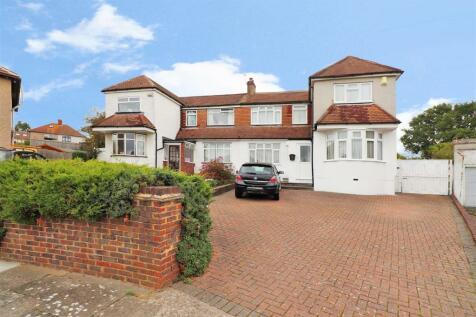 Horley Close, Bexleyheath. 4 bedroom semi-detached house for sale