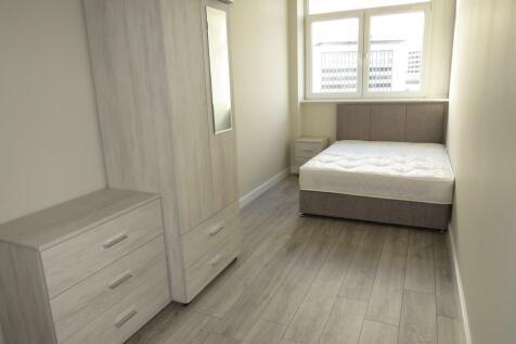 Hall Ings, Bradford. 1 bedroom apartment