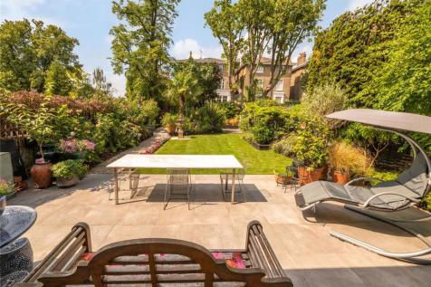 Carlton Hill, St John's Wood, London, NW8. 4 bedroom semi-detached house for sale
