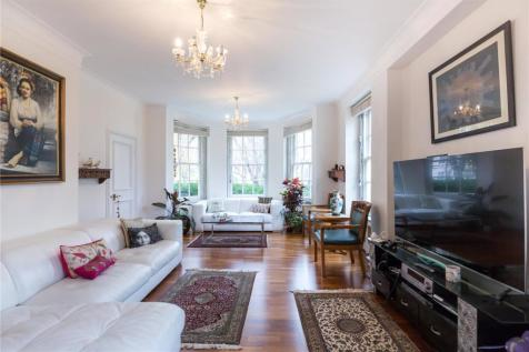 South Lodge, St John's Wood, London, NW8. 4 bedroom flat