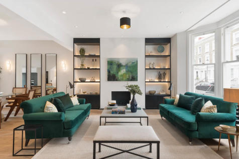 Redesdale Street, Chelsea, SW3. 5 bedroom semi-detached house for sale
