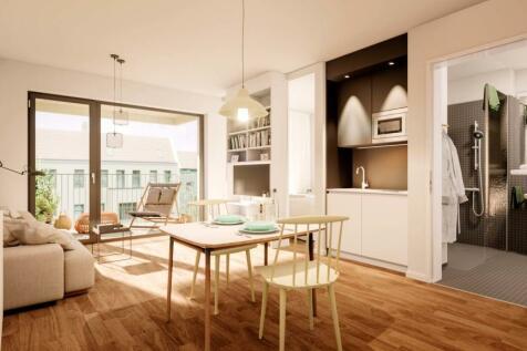 Berlin, Berlin. Studio flat for sale