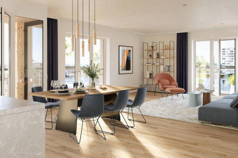 Free and Hanseatic City of Hamburg, Hamburg. 2 bedroom flat for sale