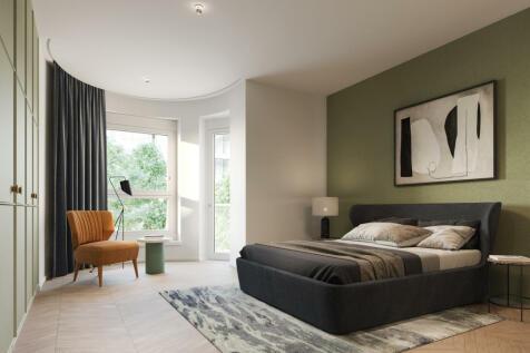 Berlin, Berlin. 1 bedroom flat for sale