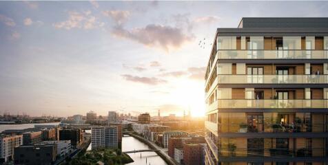 Free and Hanseatic City of Hamburg, Hamburg. 1 bedroom flat for sale