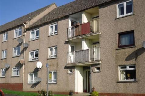 Bailliehill Place, Kilmarnock, Ayrshire, KA1. 2 bedroom ground floor flat
