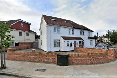 Norman Avenue, Southall. 4 bedroom semi-detached house for sale
