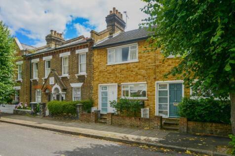 Eversleigh Road, Battersea SW11. 2 bedroom terraced house