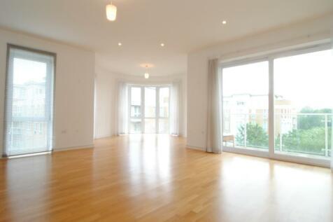 Acqua House, Melliss Avenue, Kew, TW9. 2 bedroom apartment