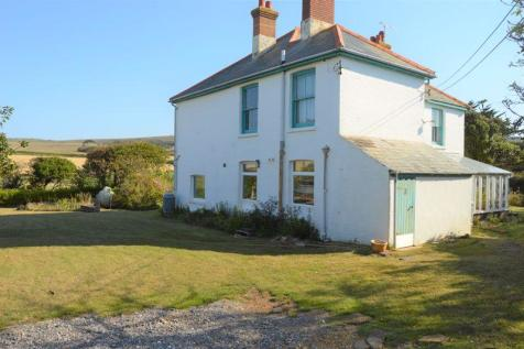 Brook, Isle of Wight. 4 bedroom detached house