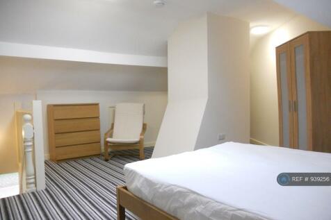 Shoreham Street, Sheffield, S1. 4 bedroom house share
