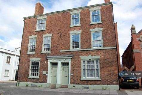 Queen Street, Chester, CH1. 4 bedroom flat share