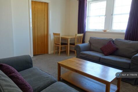 Rose Street, Aberdeen, AB10. 2 bedroom flat