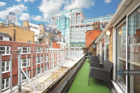 Middlesex Street, London, E1. 1 bedroom penthouse