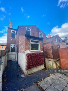 Watson Street, Derby, DE1. 3 bedroom house share