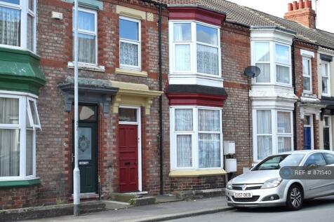 Clifton Road, Darlington, DL1. 1 bedroom flat