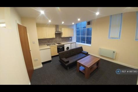 Rawson Place, Bradford, BD1. 1 bedroom flat