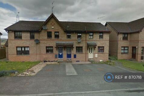 Kingshill Avenue, Cumbernauld, G68. 2 bedroom terraced house