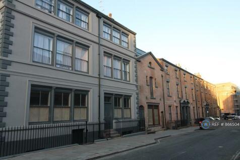 Seel Street, Liverpool, L1. Studio flat