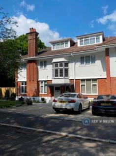 Nelson Road, Westbourne, BH12. 2 bedroom flat