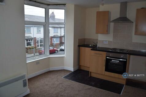 New Burlington Road, Bridlington, YO15. 1 bedroom flat