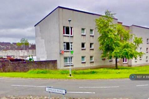 Spruce Road, Cumbernauld, Glasgow, G67. 2 bedroom flat