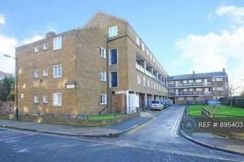 Kempe House, London, SE1. 3 bedroom flat