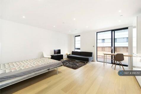 Kensington Apartments, London, E1. Studio flat