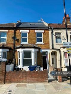 Felix Road, London, W13. 2 bedroom terraced house