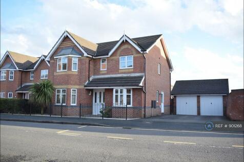 Rolls Avenue, Crewe, CW1. 6 bedroom house share