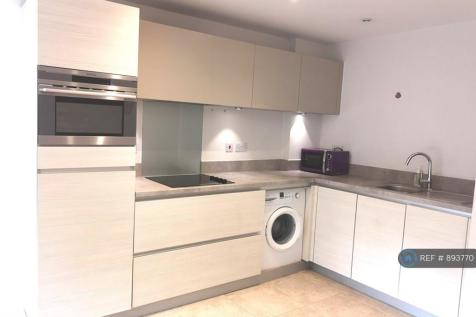 Kirkby Apartments, London, E3. 1 bedroom flat