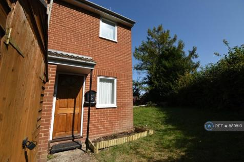 Rembrandt Close, Basingstoke, RG21. 1 bedroom terraced house