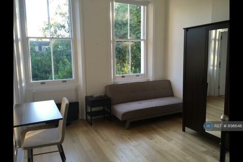 Randolph Avenue, London, W9. Studio flat