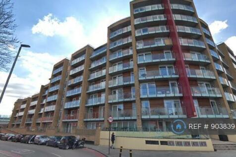 Viridian Apartments, London, SW8. 1 bedroom flat