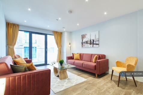 Trafalgar Road, London, SE10. 1 bedroom flat