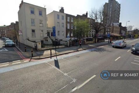 Clapham Road, London, SW9. 5 bedroom flat share
