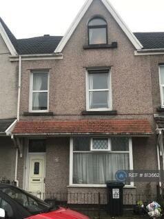 St Helens Avenue, Swansea, SA1. 7 bedroom terraced house