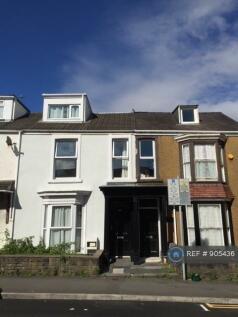 Henrietta St, Swansea, SA1. 7 bedroom terraced house