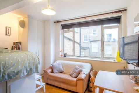 Cornwall Crescent, London, W11. Studio flat